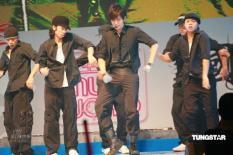 组图:罗志祥出席新城国语力颁奖礼劲歌热舞