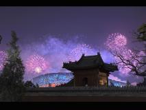 组图:北京奥运会完美落幕小贝踢出伦敦邀请