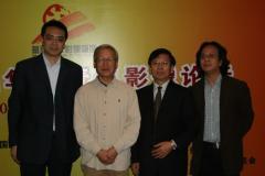 谢飞支持华语青年影像论坛称需打破好莱坞垄断