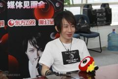 实录:刘谦赞杰伦太有天分望他不要进军魔术圈