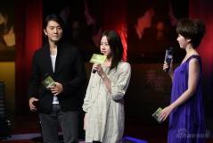 实录:《亲密》北京首映郑伊健林嘉欣暧昧谈情