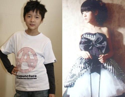 16岁星女郎徐娇 早熟性感扮女仆遭网友批判