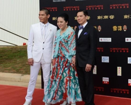 直击:华谊20年庆典明星云集堪比颁奖礼