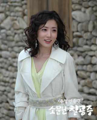 资料图片:韩剧《传闻中的七公主》精彩剧照(17)