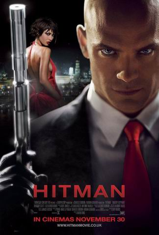 《杀手47 Hitman》:人造杀手亡命天涯 - 天使哥哥 - 天使论坛