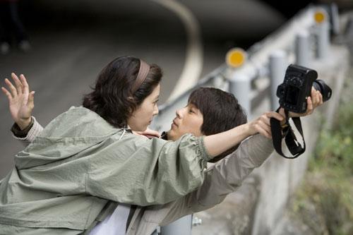 资料图片:韩剧《OnAir》精彩剧照(19)