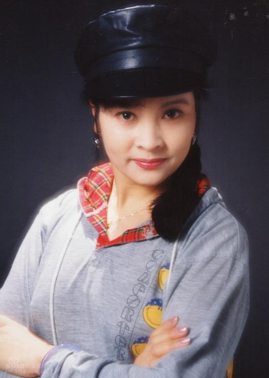 资料图片:演员梁丹妮精美照片(7)