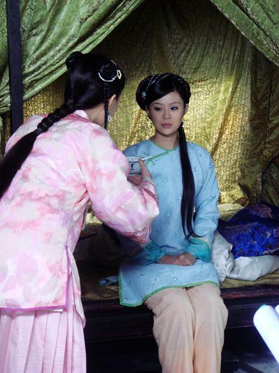 资料图片:演员关悦精美写真(2)
