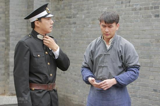 资料图片:电视剧《狼烟北平》第二批剧照(25)