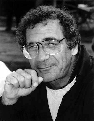 资料图片:1991年西德尼-波拉克在费城电影节