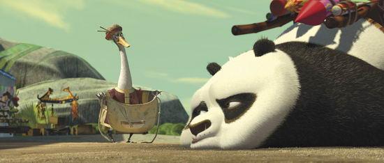 资料图片:动画《功夫熊猫》第二批剧照(45)