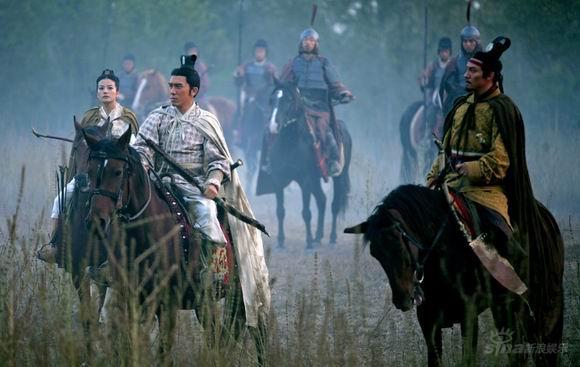 资料图片:电影《赤壁》官方剧照(6)