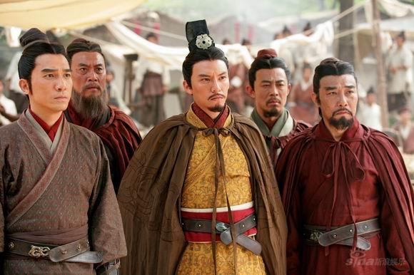 资料图片:电影《赤壁》官方剧照(52)