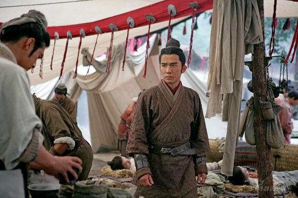 资料图片:电影《赤壁》官方剧照(100)