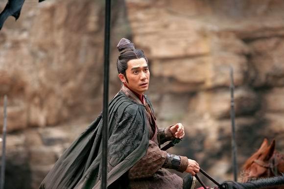 资料图片:《赤壁》官方剧照--周瑜(42)
