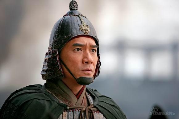 资料图片:《赤壁》官方剧照--周瑜(46)