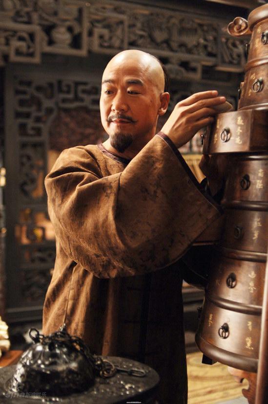 资料图片:《中国往事》第二批剧照(5)
