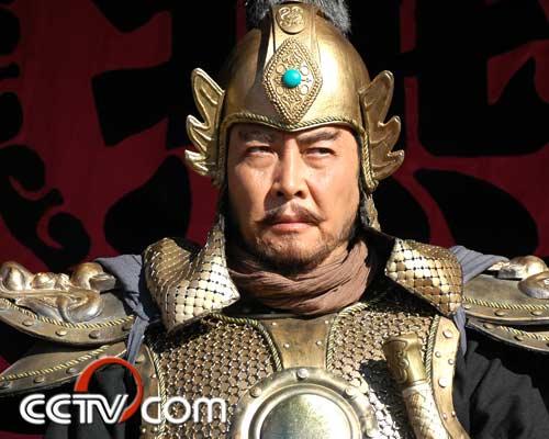 资料图片:电视剧《郑和下西洋》精彩剧照(23)