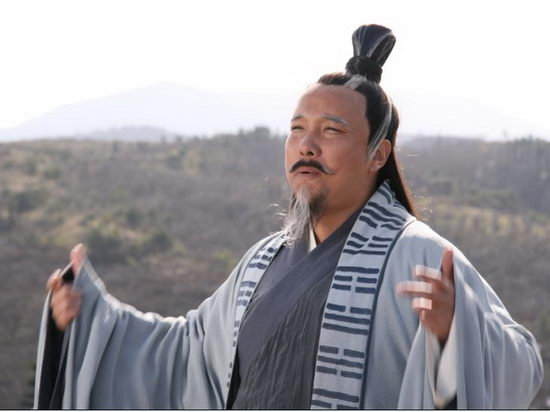 唐国强元始天尊剧照