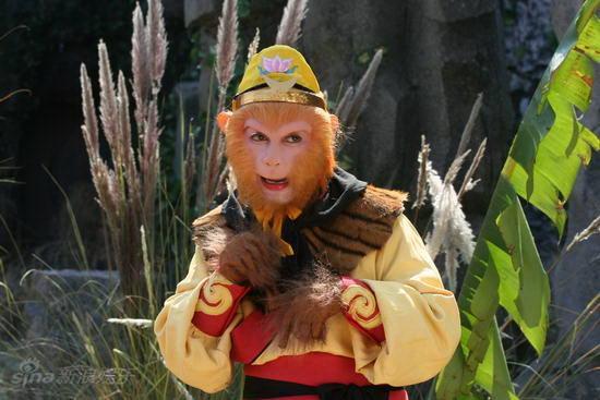 孙悟空里的蛇妖图片