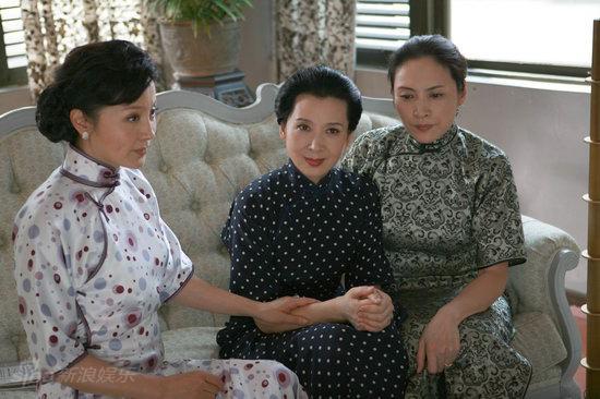 资料图片:电视剧《宋庆龄》精彩剧照(35)