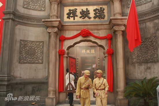 资料图片:电影《天安门》剧照(52)