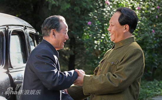 资料图片:电视剧《解放》精彩剧照(45)