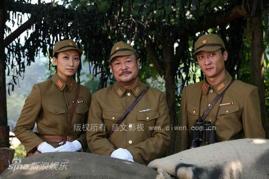 资料图片:电视剧《战后之战》精彩剧照(92)