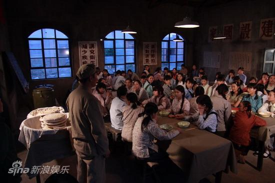 资料图片:电视剧《八千湘女上天山》剧照(30)