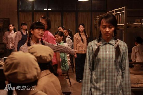 资料图片:电视剧《八千湘女上天山》剧照(40)