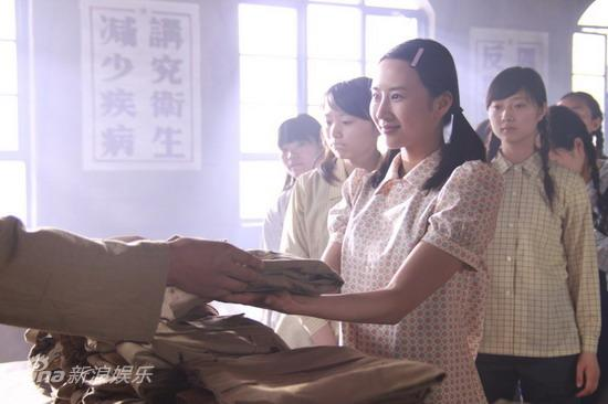 资料图片:电视剧《八千湘女上天山》剧照(42)