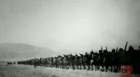 资料图片:部队进疆