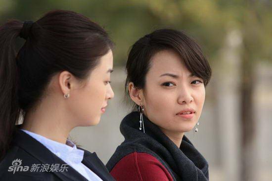 资料图片:电视剧《戈壁儿女》精彩剧照(23)