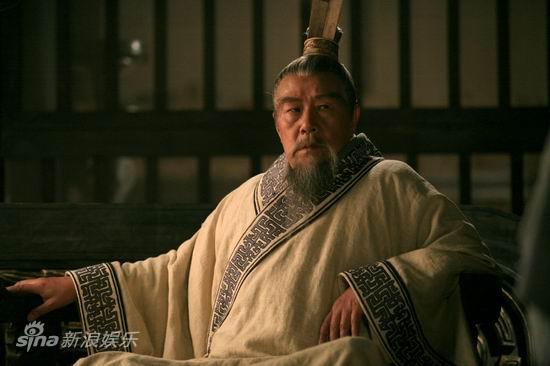资料图片:电视剧《大秦帝国》精彩剧照(4)