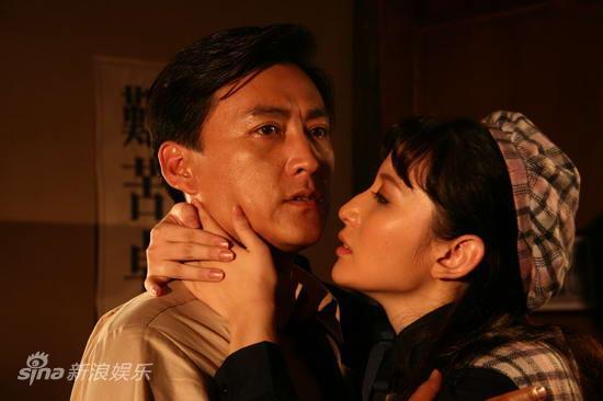 资料图片:电视剧《利剑》精彩剧照(11)