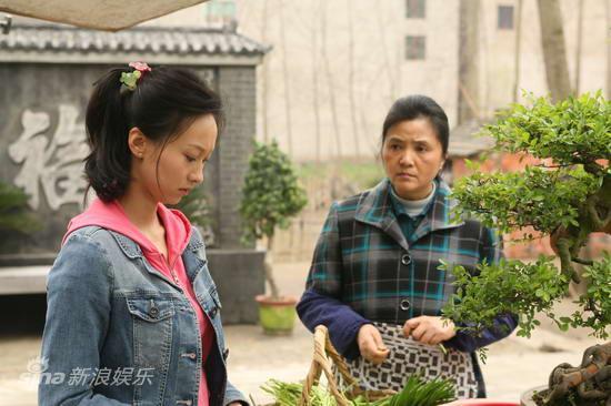 资料图片:电视剧《村支书》精彩剧照(14)