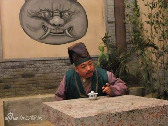 资料图片:电视剧《老爷升堂》精彩剧照(24)
