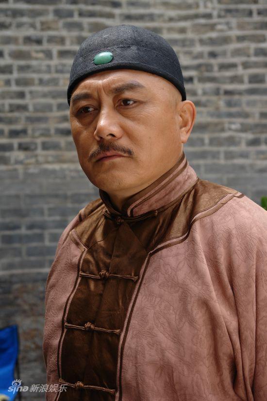资料图片:电视剧《旱码头》精彩剧照(10)