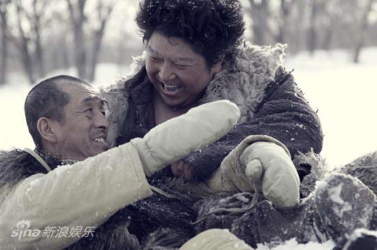 资料图片:电视剧《食为天》精彩剧照(5)