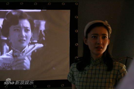 资料图片:电视剧《上海迷案-1937》剧照(6)