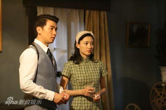 资料图片:电视剧《上海迷案-1937》剧照(14)