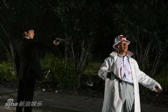 资料图片:《上海迷案-1937》精彩剧照(21)