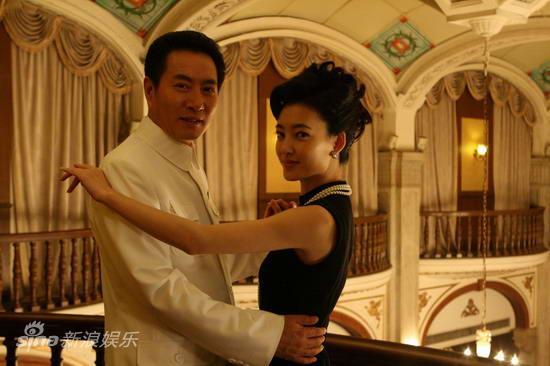 资料图片:《上海迷案-1937》精彩剧照(51)