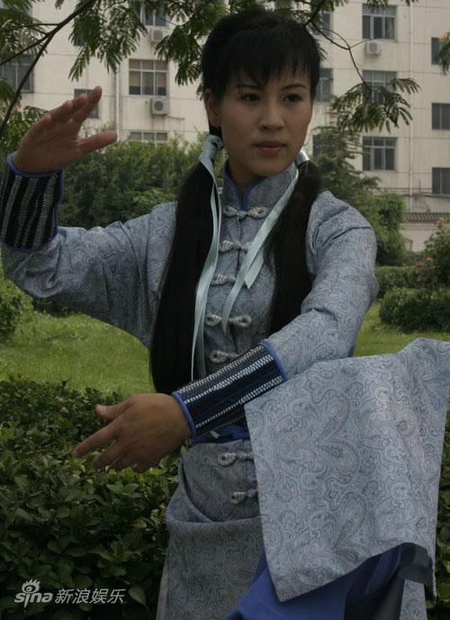 资料图片:《广府太极传奇》精彩剧照(18)