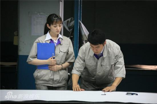 资料图片:电视剧《春暖花开》精彩剧照(32)