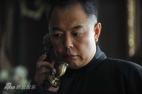 资料图片:电视剧《黑色名单》精彩剧照(37)