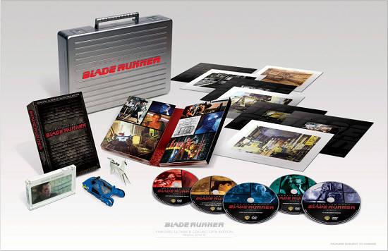 2007年DVD分区盘点之《银翼杀手》震撼一区