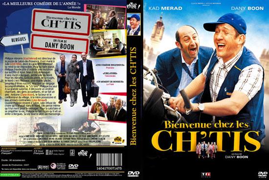 最卖座法语片《欢迎来到北方》DVD正式发行(图)