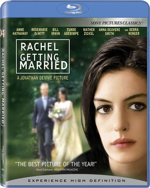 安妮-海瑟薇《蕾切尔的婚礼》音像制品发行(图)