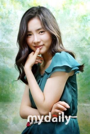 韩国女演员申世京当选最让人想起初恋的女艺人